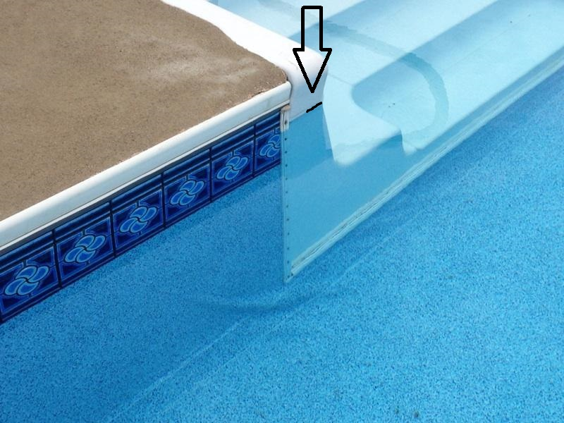 How To Find A Leak In Vinyl Liner Inground Pool Round Designs